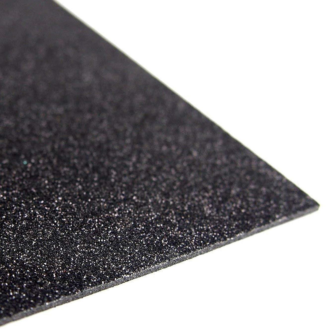 Ooki 10 Piece X-Large Glitter Regular EVA Foam 12