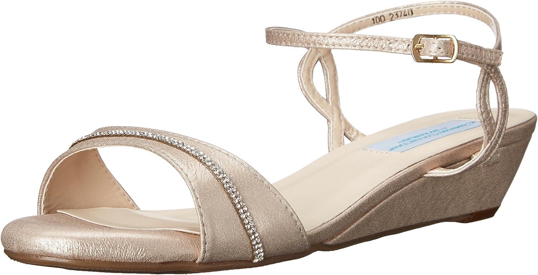 Dyeables, Inc Womens Womens Mallory Dress Sandal