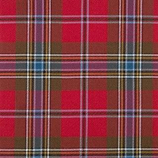 iLuv 13oz Medium Fabric MacLean of Duart Weathered Tartan 1 Metre