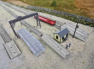 Walthers Cornerstone Piggyback Ramps Kit Train
