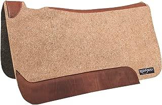 Reinsman Wool Felt Contour Saddle Pad
