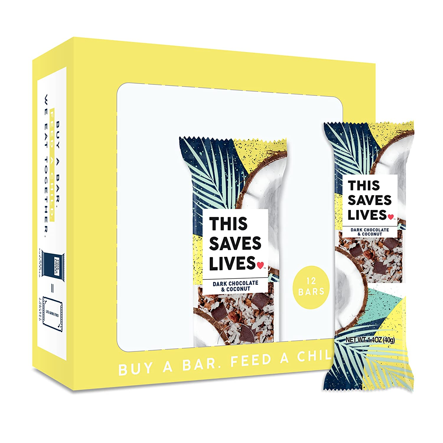 This Bar Saves Max 75% OFF Baltimore Mall Lives Chewy Coconut Bars Dark Chocolate Granola