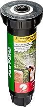 Rain Bird 1804VAN Professional Pop-Up Sprinkler, Adjustable 0° - 360° Pattern, 8' - 15' Spray Distance, 4