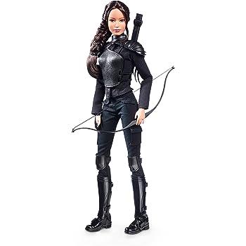 Barbie - Muñeca los Juegos del Hambre 1 (Mattel CJF33): Amazon.es ...
