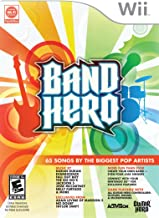 Band Hero featuring Taylor Swift - Stand Alone Software - Nintendo Wii