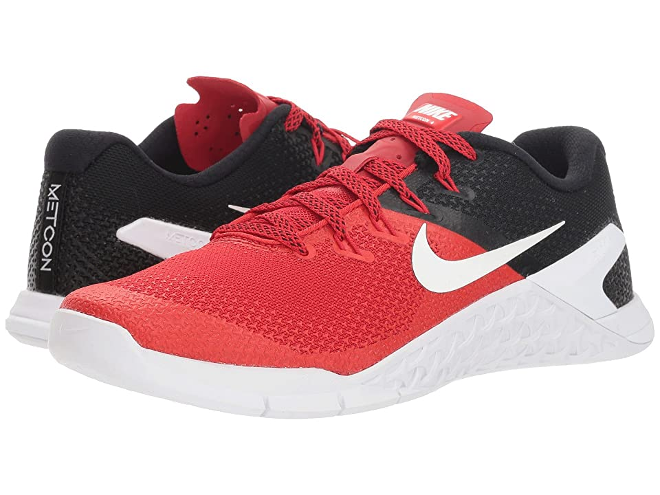 Nike Metcon 4 (University Red/Black/White) Men