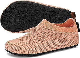 SAGUARO Zapatillas de Estar por Casa Antideslizante Suave por Primavera Verano, Niños Unisex