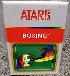 Boxing MAGNET 2x3 Fridge Locker Atari 2600 Vintage Game Box