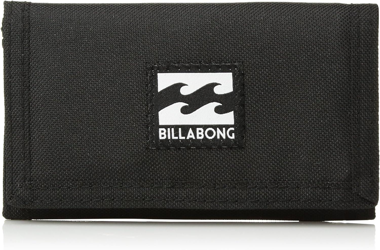 Billabong Men's Classic Tri-fold Wallet