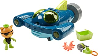 Fisher-Price Octonauts Gup-Q Undersea Explorer