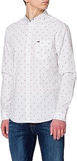 Tommy Hilfiger Tjm Dobby Shirt Camicia Uomo