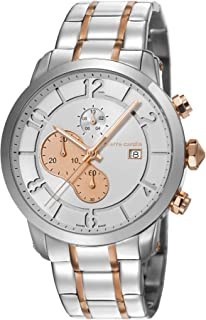 Pantin Rose Gold Swiss Made - PC106351S08-Silver - stainless-steel-Round - 44 mm