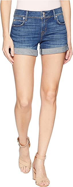 Hudson Croxley Mid Thigh Shorts in Ramona