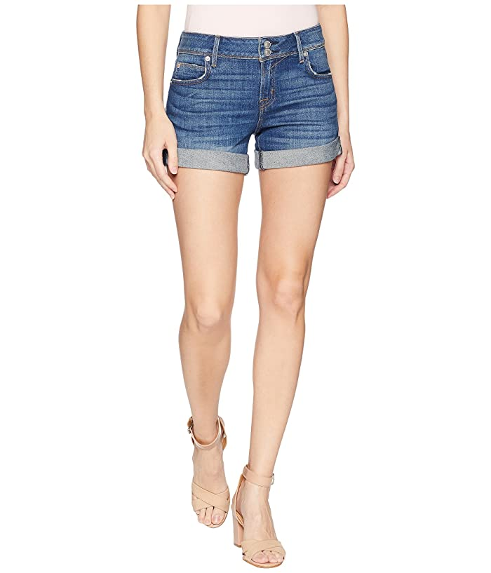 030cc8ec002 Hudson Jeans Croxley Mid Thigh Shorts in Ramona at Zappos.com
