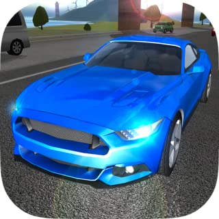 Muscle Car Driving Simulator