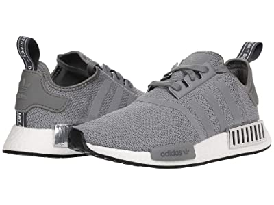 adidas Originals NMD_R1 W (Grey Three/Grey Three/Silver Metallic) Women