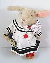 HOPPY VANDERHARE Muffy Vanderbear ALL Paws on Deck Nabco Sailor Bunny Rabbit