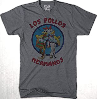 POLLOS HERMANOS BREAKING BAD PLAYERA J ROTT WEAR