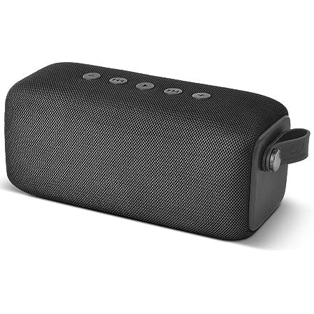 Fresh N Rebel Rockbox Bold M Concrete Waterproof Ipx7 Bluetooth Speaker Mp3 Hifi