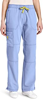 Women's Four Stretch Cargo Scrub Pant