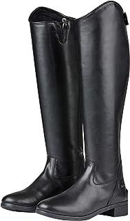 comprar comparacion Saxon - Botas de equitación de caña Alta Modelo Syntovia para Mujer
