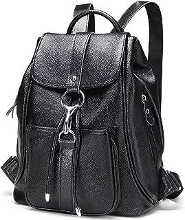 Leather Backpack Purse Women Fashion Travel Daypack School Shoulder Bag