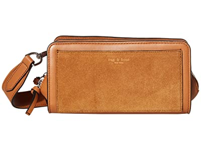 rag & bone Capture Crossbody (Tan) Handbags