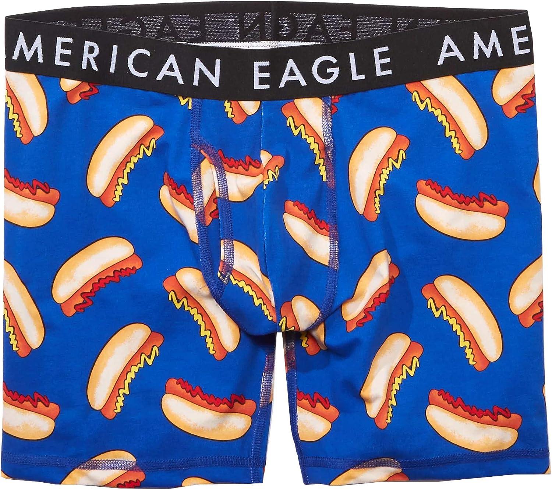 American Eagle Men's 9416499 Hot Dogs 6