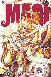 Magi, Vol. 33: The Labyrinth of Magic (33)