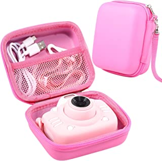 Kids Camera Case Compatible with MINIBEAR Kids Camera, Case for Camera for Kids and Kids Action Camera Accessories, 5.5 x ...