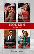 Modern Box Set 5-8 Feb 2021/Forbidden Hawaiian Nights/The Playboy Prince of Scandal/The Man She Should Have Married/Return...