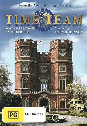 TIME TEAM - WAYNEFLETE TOWER & OTHER DIGS (SERIES 13)