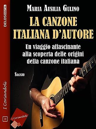 La canzone italiana dautore (I coriandoli)