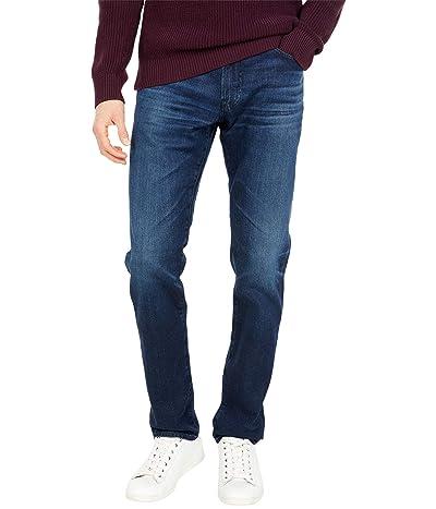 AG Adriano Goldschmied Tellis Modern Slim Leg Jeans in 5 Years Wellington (5 Years Wellington) Men