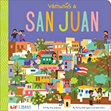 Download Vámonos: San Juan (Lil' Libros) (English and Spanish Edition) PDF
