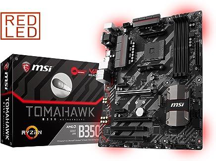 MSI B350 TOMAHAWK ATXマザーボード [AMD RYZEN対応 socket AM4] MB3902