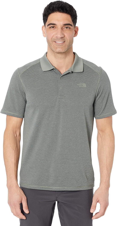 The North Overseas parallel import regular item Face Men's Short Horizon T-Shirt Sleeve Choice Polo