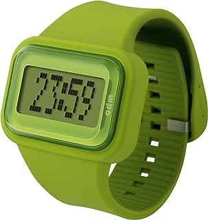 Men's DD125-7 Rainbow Digital Green Watch