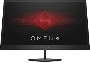 HP Omen 25 FHD 1080p 144Hz LED LCD Gaming Monitor Z7Y57A9T#ABA 1MS 1920x1080 (Renewed)