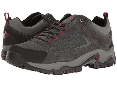 Columbia Granite Ridge (Dark Grey/Red Element) Men