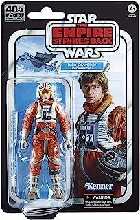 Star Wars The Black Series Luke Skywalker (Snowspeeder) 6-inch Scale The Empire Strikes Back 40TH Anniversary Collectible ...