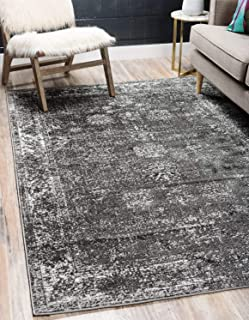 Best brandt machine woven indoor gray area rug Reviews