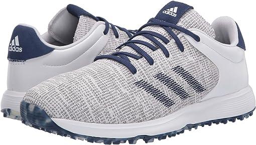 Footwear White/Footwear White/Tech Indigo
