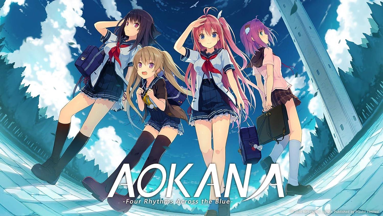 Aokana Four Rhythms Across the Blue Limited Edition