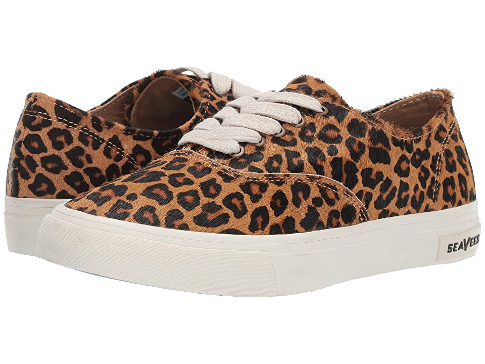 SeaVees Legend Sneaker Mulholland (Leopard Cow Hide) Women