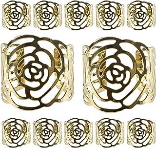Best rose napkin rings Reviews