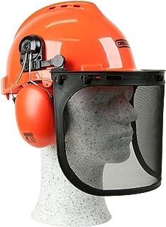 comprar comparacion Oregon 562412 Yukon - Casco de seguridad con protector para cara