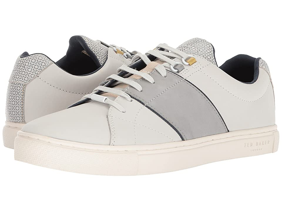 Ted Baker Quana (White Leather) Men