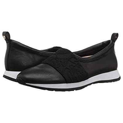 Taryn Rose Charlotte (Black Sheep Nappa) Women