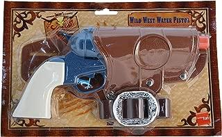 Smiffys Western Water Pistol, Single Gun Size: One Size